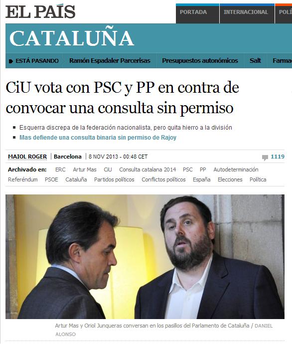 ciu vota con PP y PSC